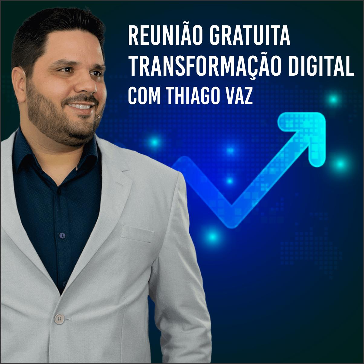 Reunião Gratuita Transformação Digital